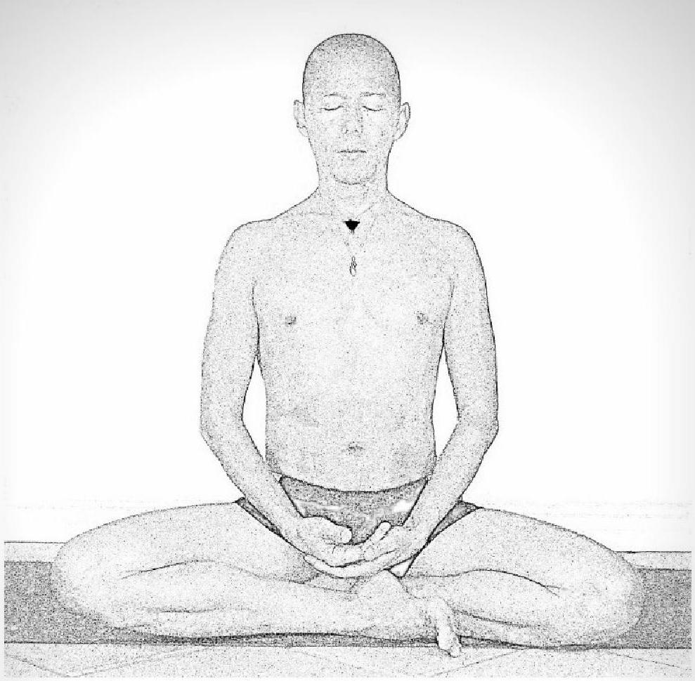 JAL Meditating