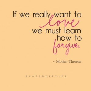 forgive-to-love