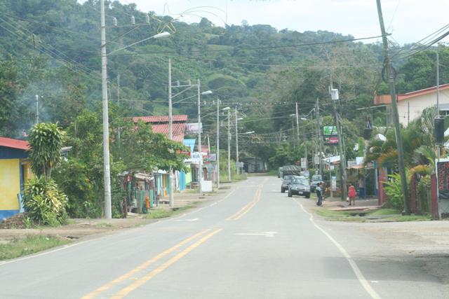 Pejibaye town