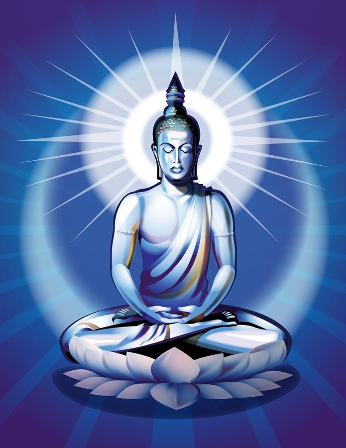 lotus versus zen buddhism