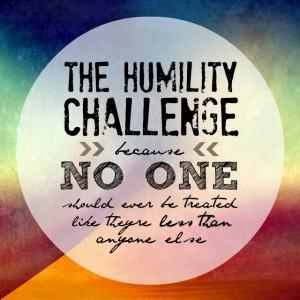 humilitychallenge